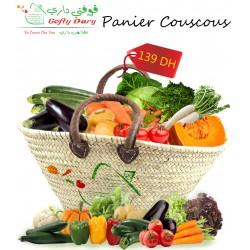 Panier couscous