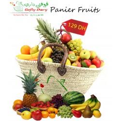 Panier Semaine Fruits