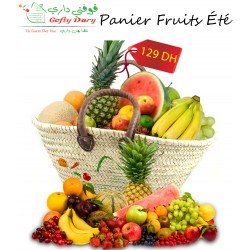 Panier Fruits Été